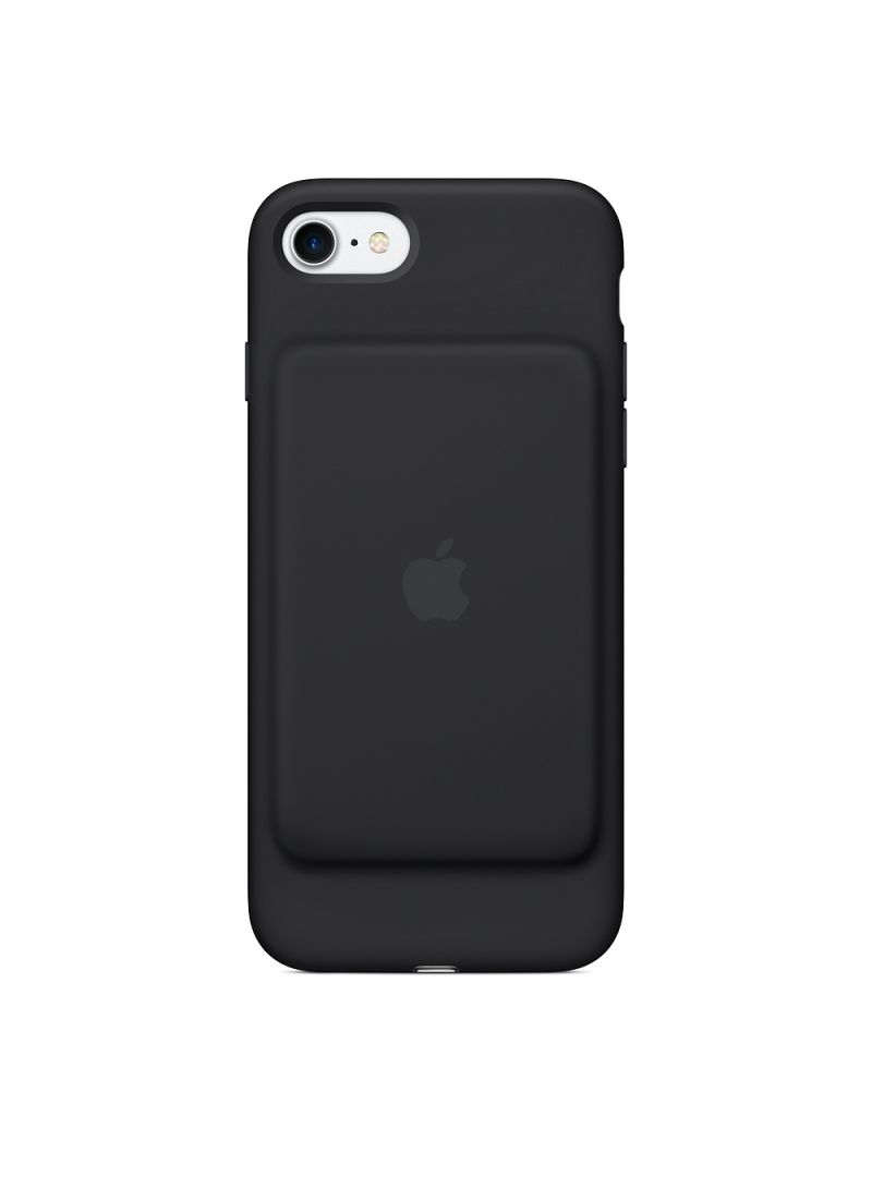 new arrival e785d a9766 Shop Smart Battery Case For iPhone 7 Black online in Dubai, Abu Dhabi and  all UAE