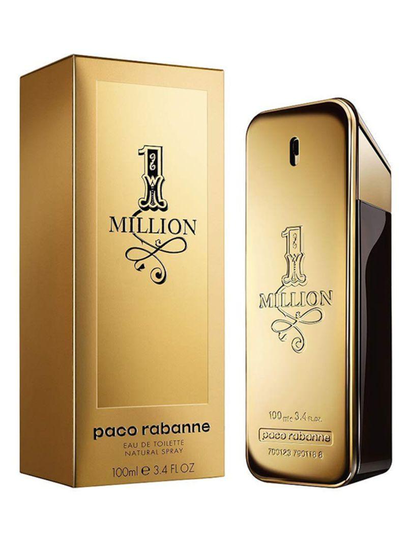 3d22dc49c Shop PACO RABANNE One Million Prive EDT 100 ml online in Dubai, Abu ...