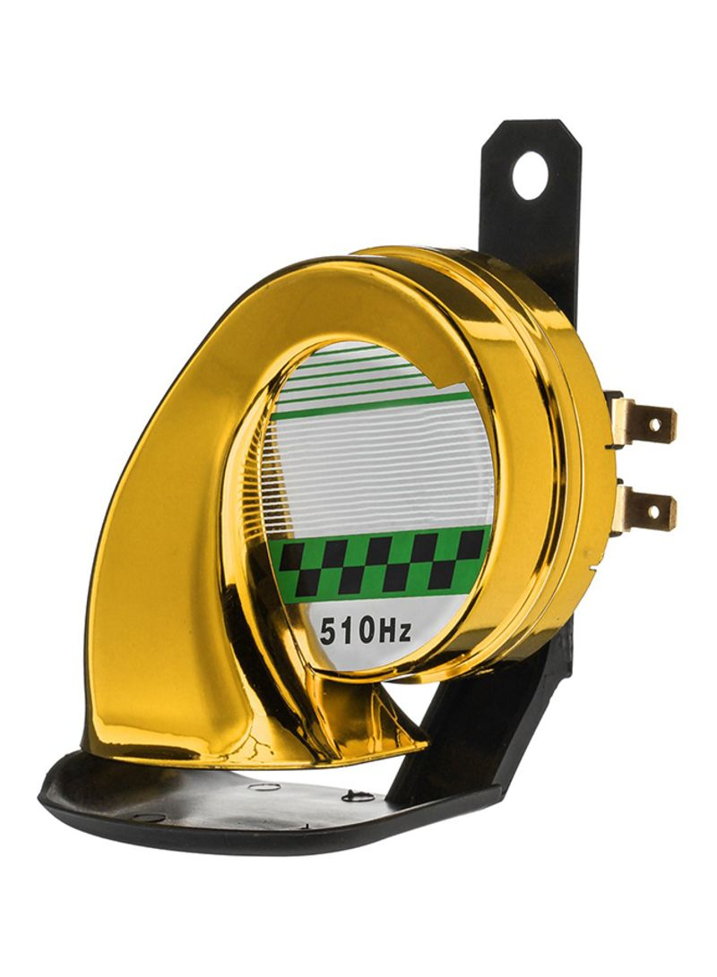 Shop Generic Electric Loud Snail Air Horn Siren online in Dubai, Abu Dhabi  and all UAE
