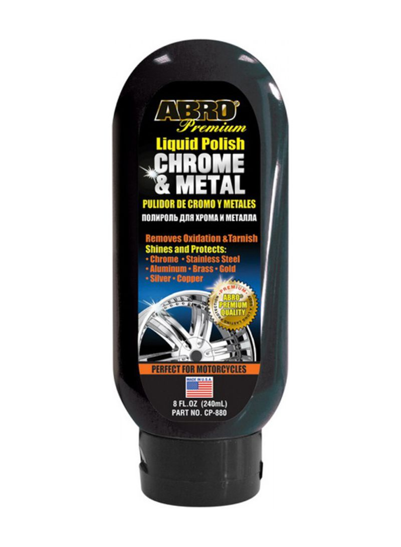 Shop Abro Premium Chrome And Metal Liquid Polish online in