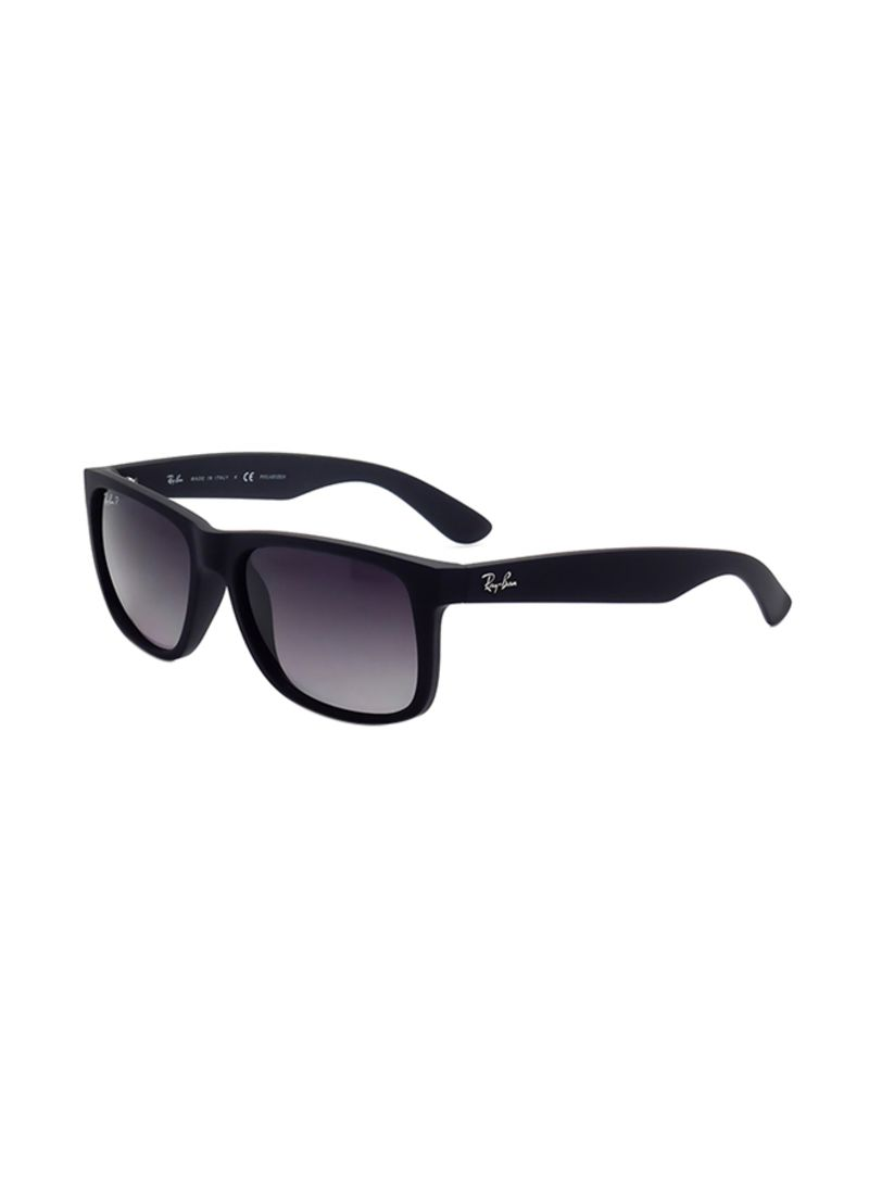 Shop Ray Ban Justin Wayfarer Frame Sunglasses Rb4165 622 T3 54 Online In Dubai Abu Dhabi And All Uae