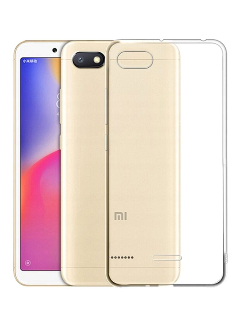 Shop Muzz Protective Case Cover For Xiaomi Redmi Mi 6A online in Dubai, Abu  Dhabi and all UAE