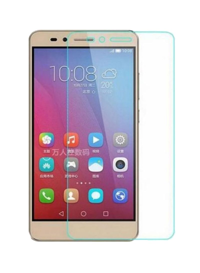 Shop Muzz Tempered Glass Screen Protector For Huawei Y6II