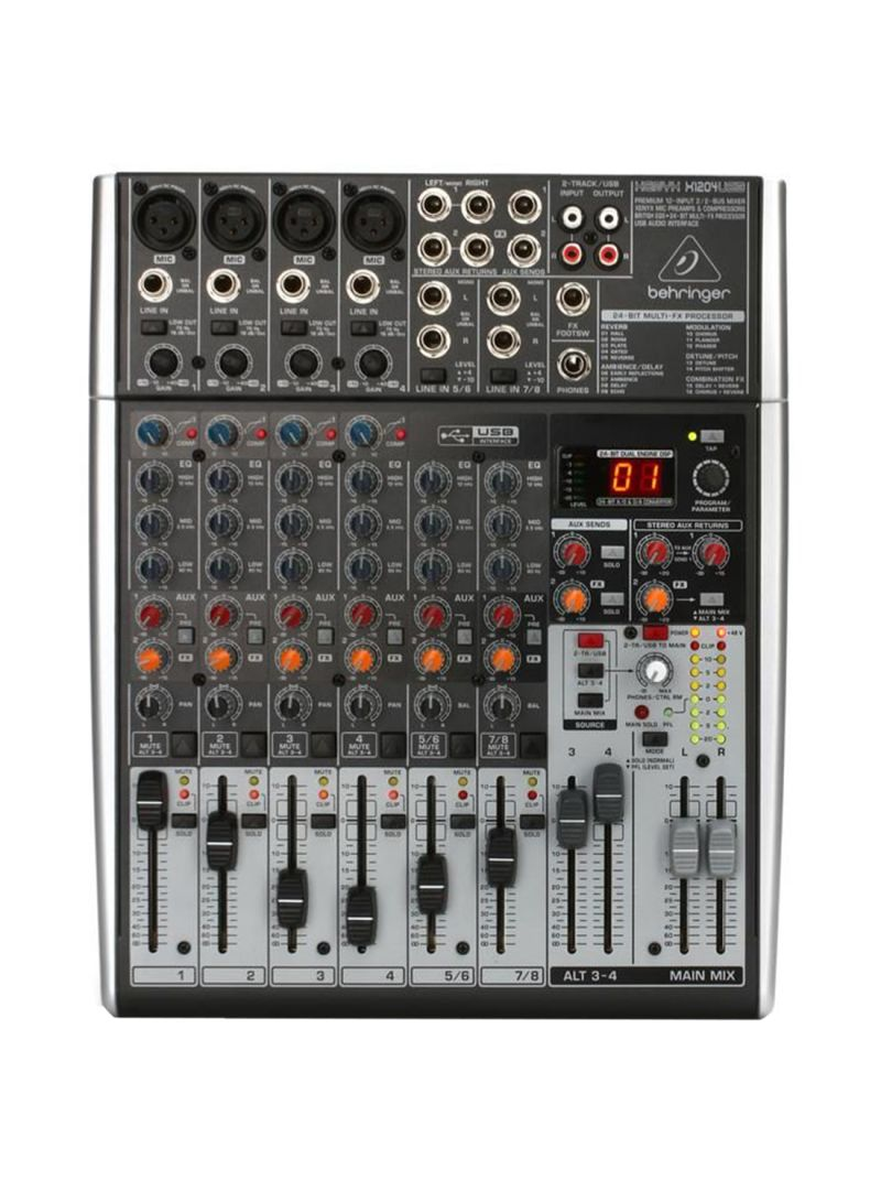 Sex with a mixer