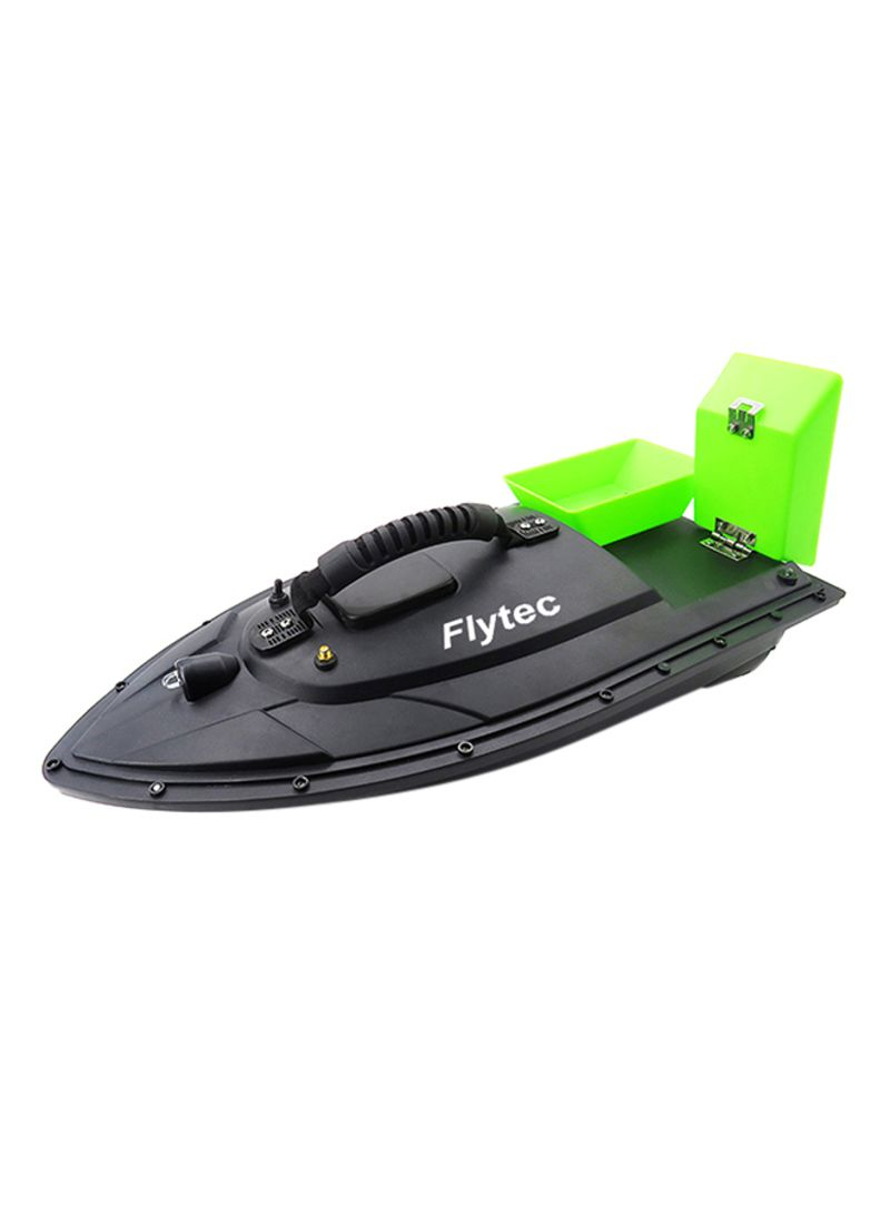 Shop Flytec Remote Control Fishing Bait Boat Kit 60x31x20