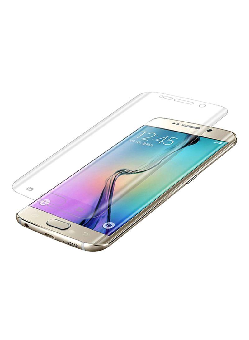 3D Screen Tempered Glass Screen Protector For Samsung Galaxy S6 Edge Plus  5.7-Inch Clear price in Saudi Arabia | Noon Saudi Arabia | kanbkam