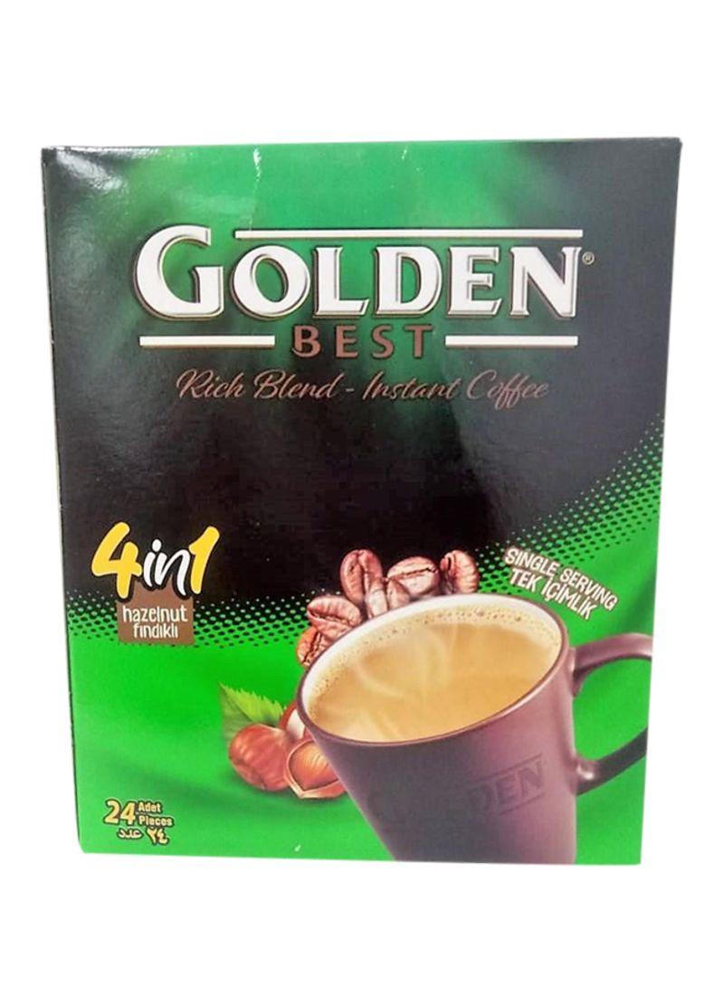 Hazelnut Instant Coffee 18 G Pack