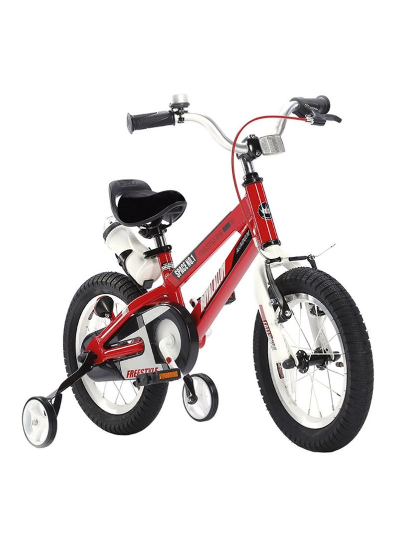 aa790619392 Shop Royal Baby Space No. 1 Alloy Bike 12-Inch 12 inch online in ...
