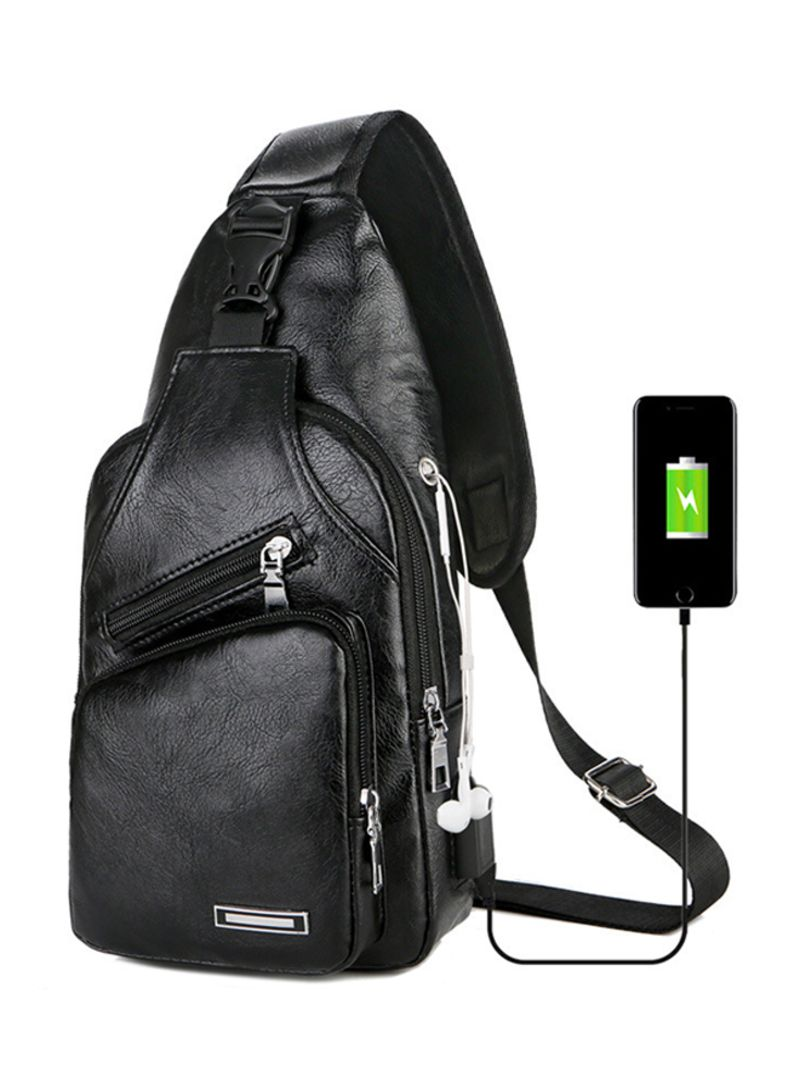 best selling sleek brand new Shop Cool Baby Multifunctional Chest Bag With USB Charging Port online in  Dubai, Abu Dhabi and all UAE