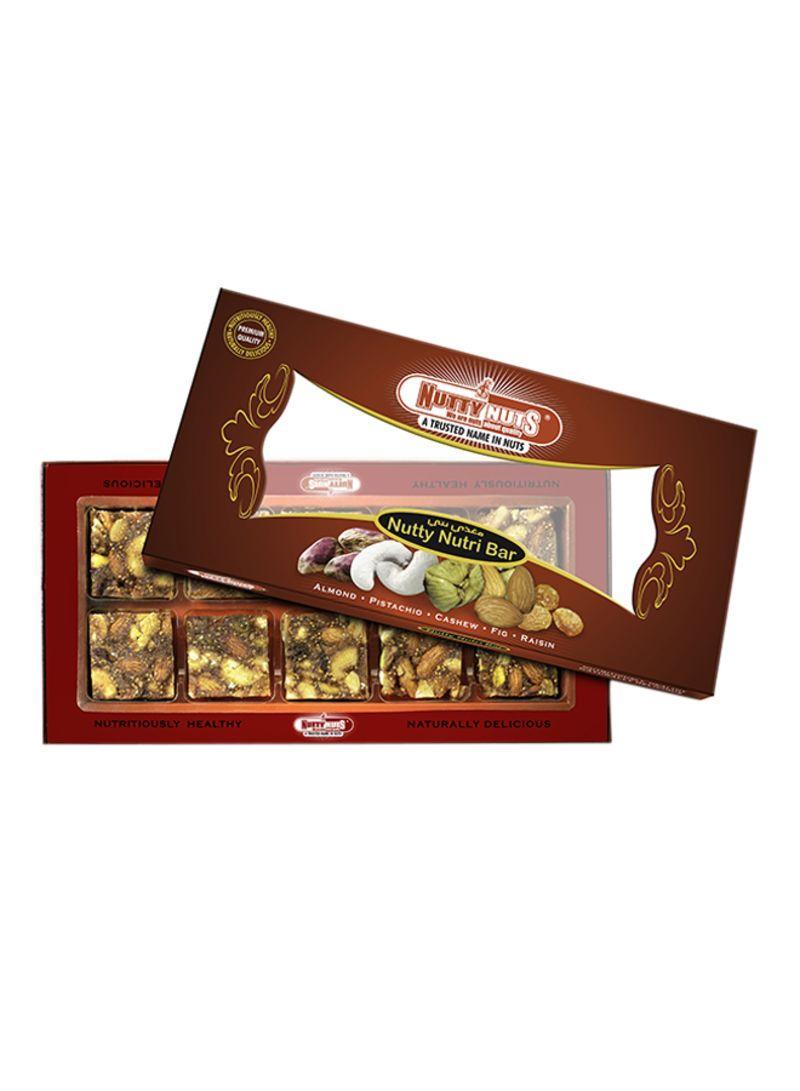Shop Nutty Nuts Nutty Nutri Bar Sweet Box 225 grams online