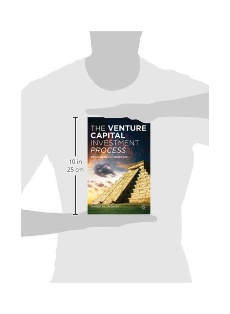The venture capital investment process darek klonowski cba dividend reinvestment plan noticentro