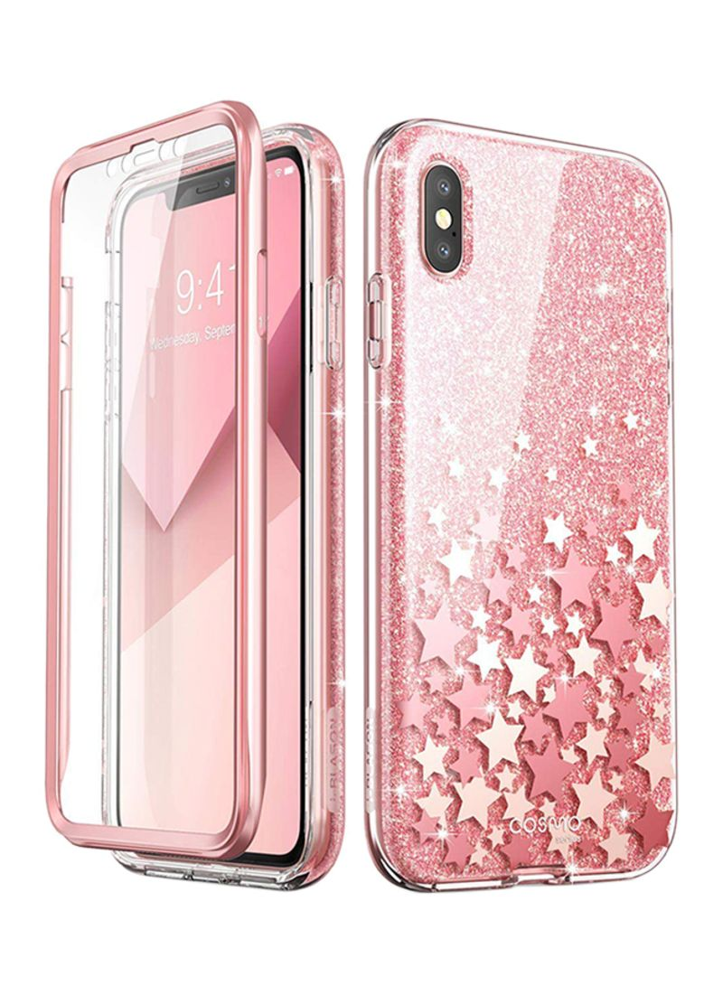 the best attitude 3f10d 650f0 Shop Olliwon Protective Case Cover For Apple iPhone Xs Max Pink ...