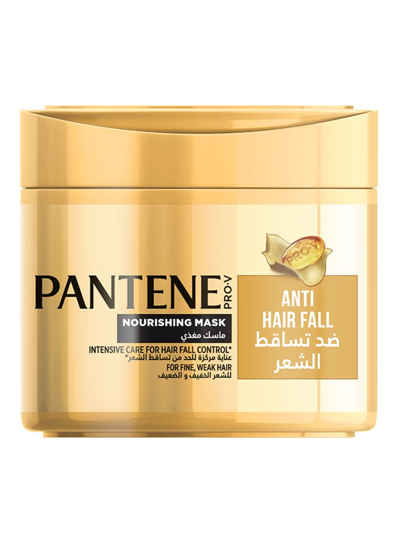 fefafdf0a Shop Pantene Anti HairFall Intensive Care Nourishing Care 300 ml ...