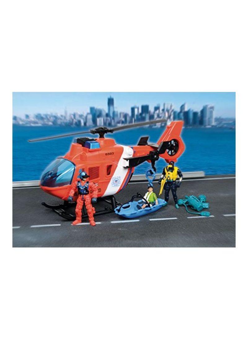 United States Coast Guard Playset