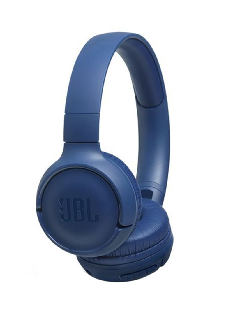 4cc5c3faf14 Shop JBL 500BT Tune Wireless On-Ear Headphones Blue online in Dubai ...
