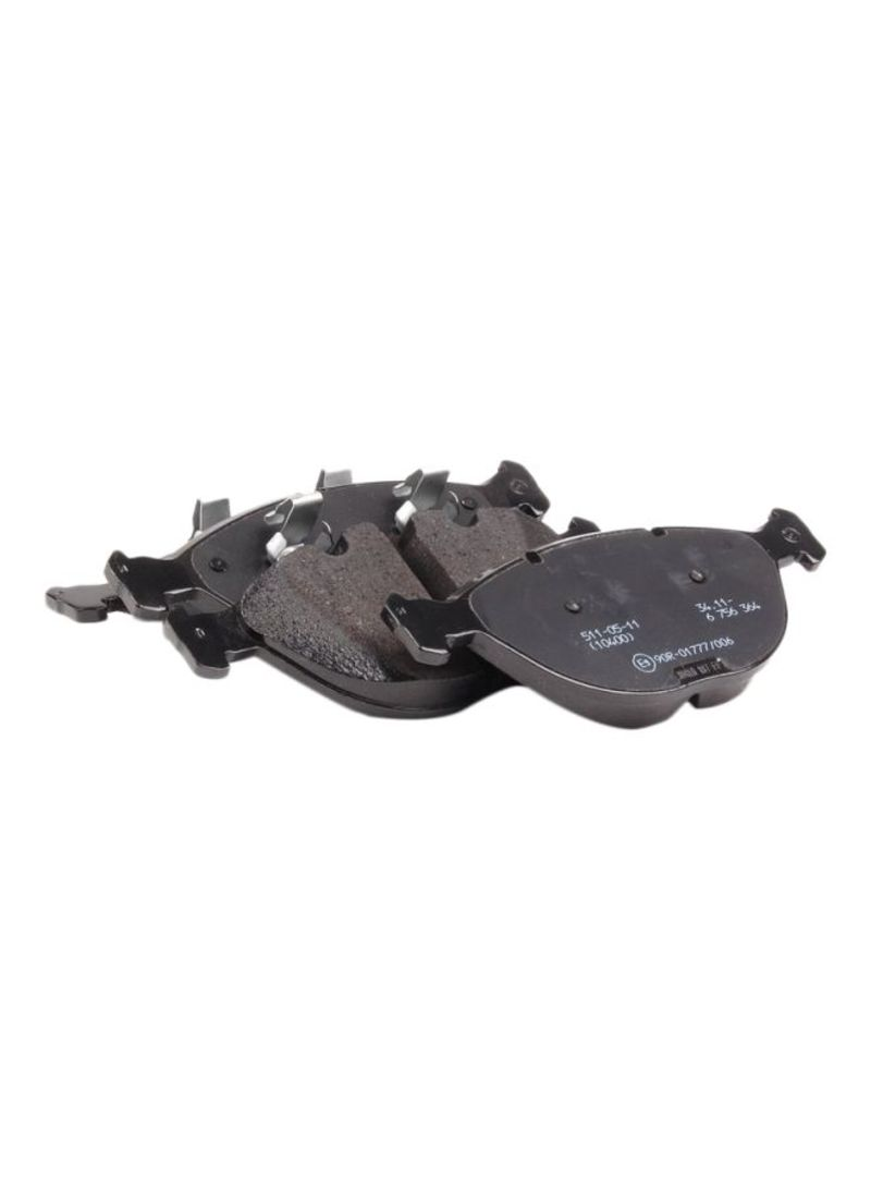 5c1aad0cd2 Shop BMW 4-Piece Front Brake Pad Set For BMW X5/E65/E6 online in ...