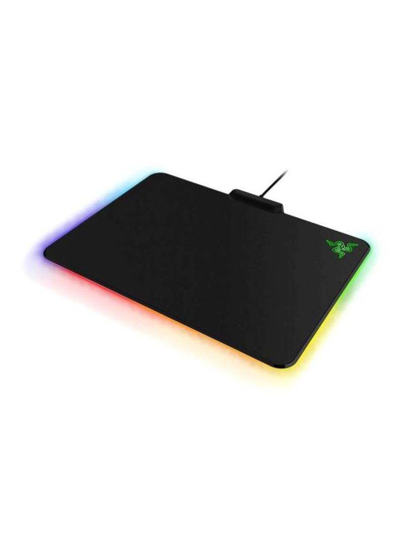Razer Firefly Cloth Edition Gaming Mouse Pad Black