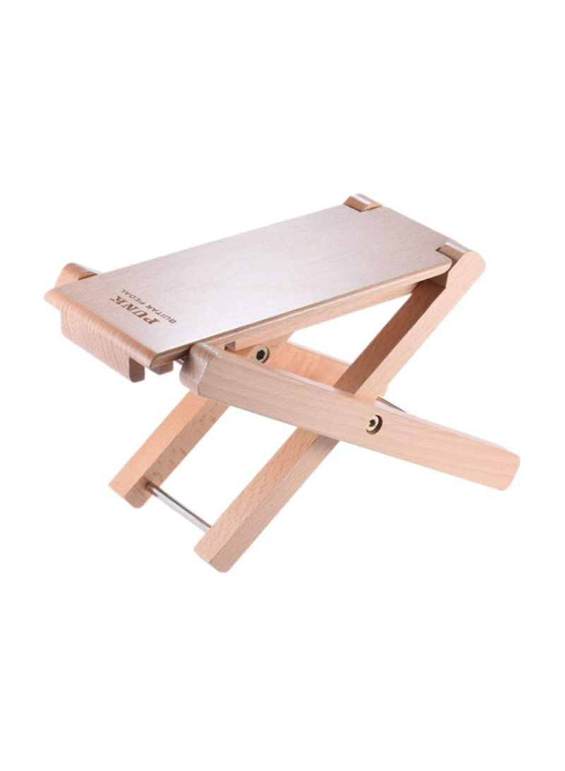 Enjoyable Shop Foldable Wooden Guitar Foot Rest Stool Online In Dubai Abu Dhabi And All Uae Evergreenethics Interior Chair Design Evergreenethicsorg