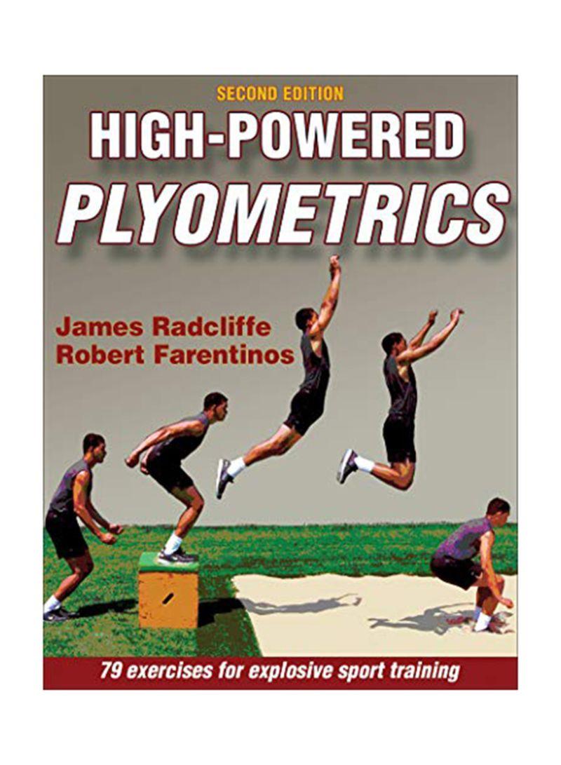 Shop High-Powered Plyometrics Paperback online in Dubai, Abu Dhabi and all  UAE
