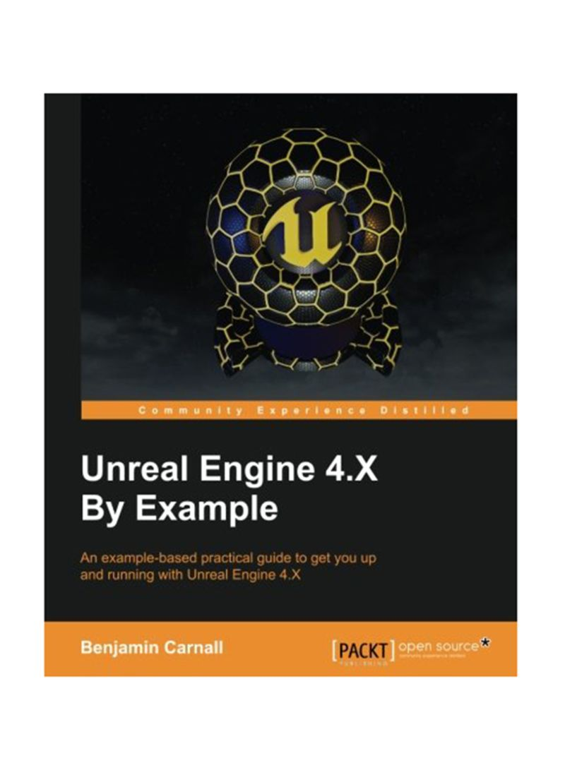Shop Unreal Engine 4X By Example Paperback online in Dubai, Abu Dhabi and  all UAE