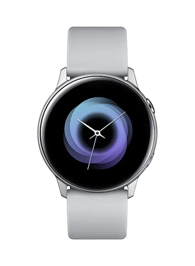 Shop Samsung Galaxy Active Watch Silver online in Dubai, Abu Dhabi and all  UAE