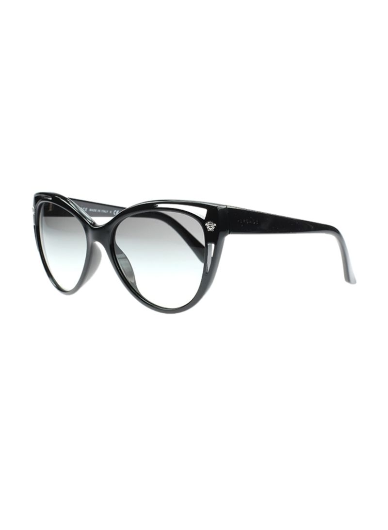 16f7bc6d8f5e5 Shop VERSACE Women s Cat-Eye Sunglasses 4218B GB1 11 online in Egypt