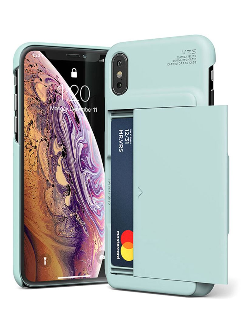 release date de271 e6c20 Shop VRS Design Protective Case Cover For iPhone XS/iPhone X Marine ...