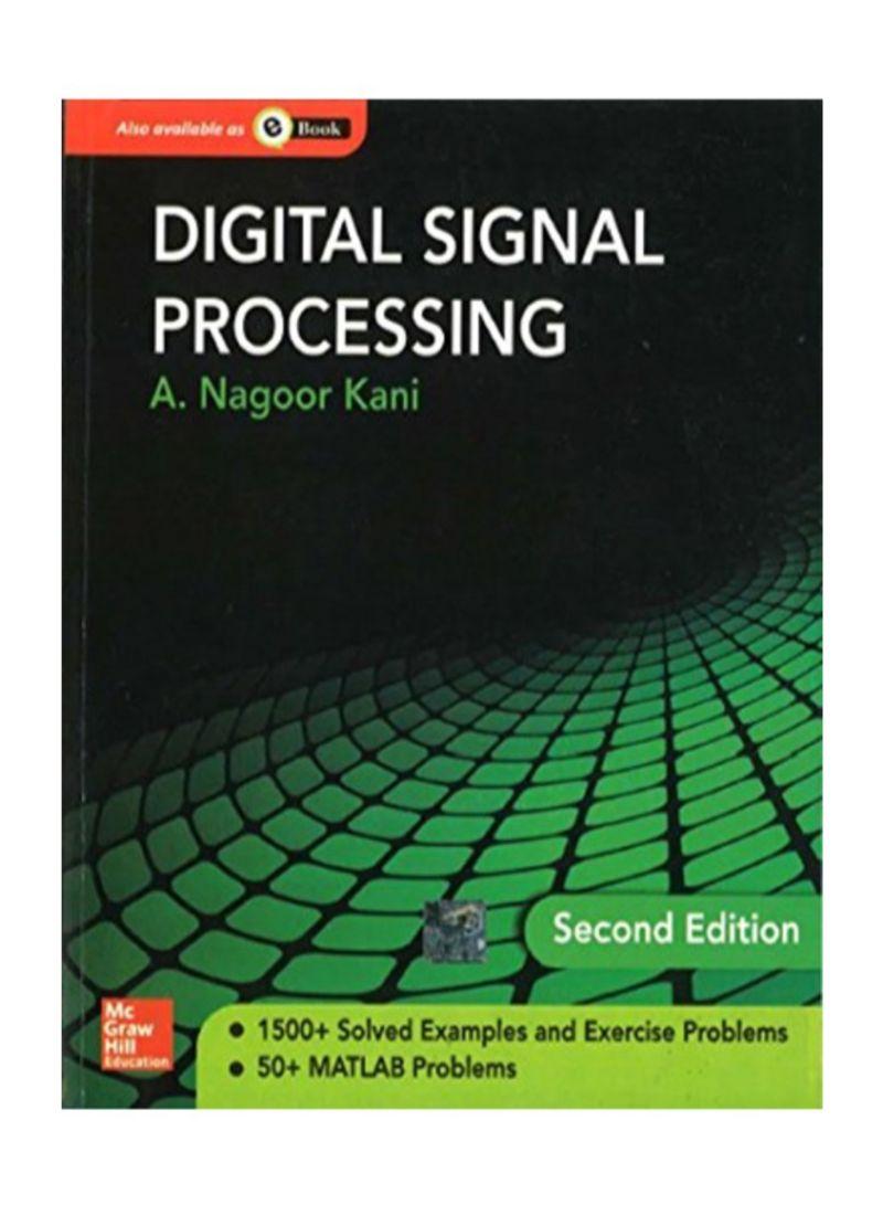 تسوق وDigital Signal Processing Paperback 2nd Edition أونلاين في