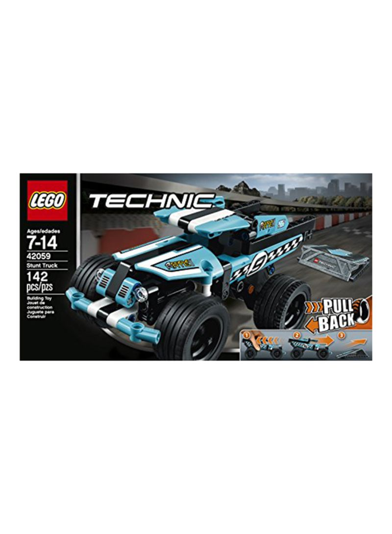 Shop LEGO 142-Piece Technic Stunt Truck 42059 Vehicle Set Building Toy  online in Dubai, Abu Dhabi and all UAE