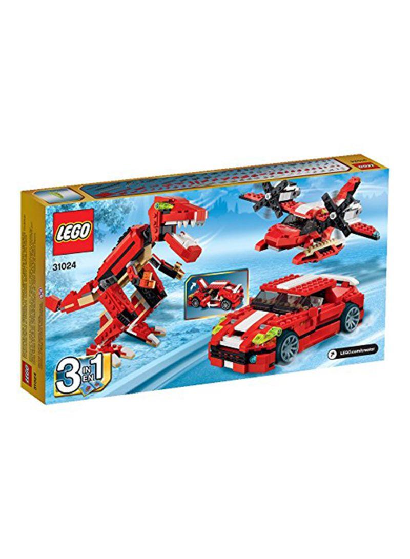 Shop LEGO 374-Piece Creator Roaring Power 31024 Building Toy online