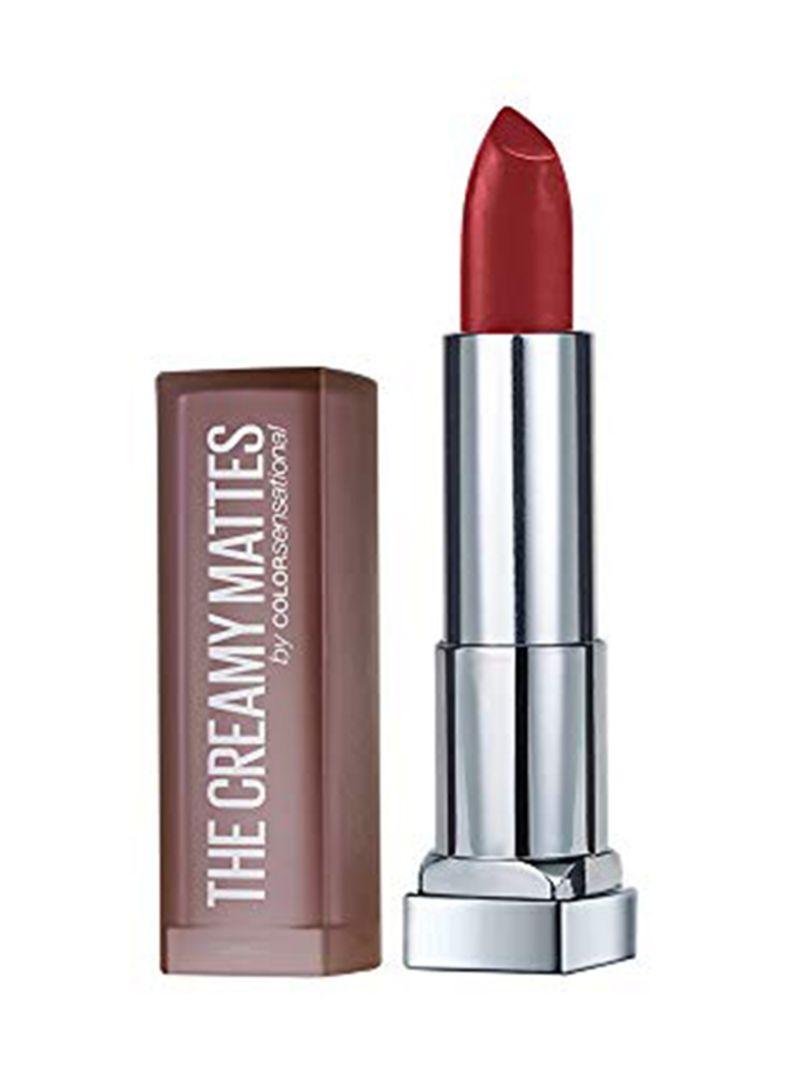 Lipstick Shop Color New Maybelline Rich Sensational York Matte