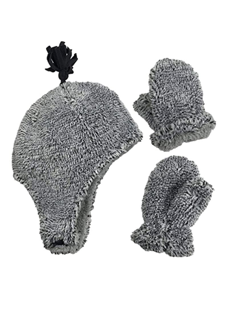 749fa662b Shop N'Ice Caps Set of 1- Micro Fleece Hat And Mittens Set online in ...