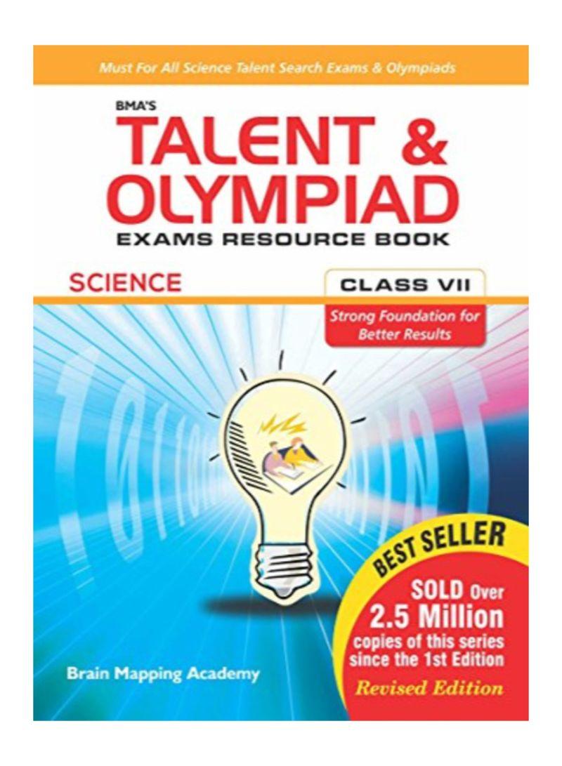 تسوق وBMA's Talent And Olympiad Exams Resource Book For Class - 7 (Science)  Paperback أونلاين في الإمارات