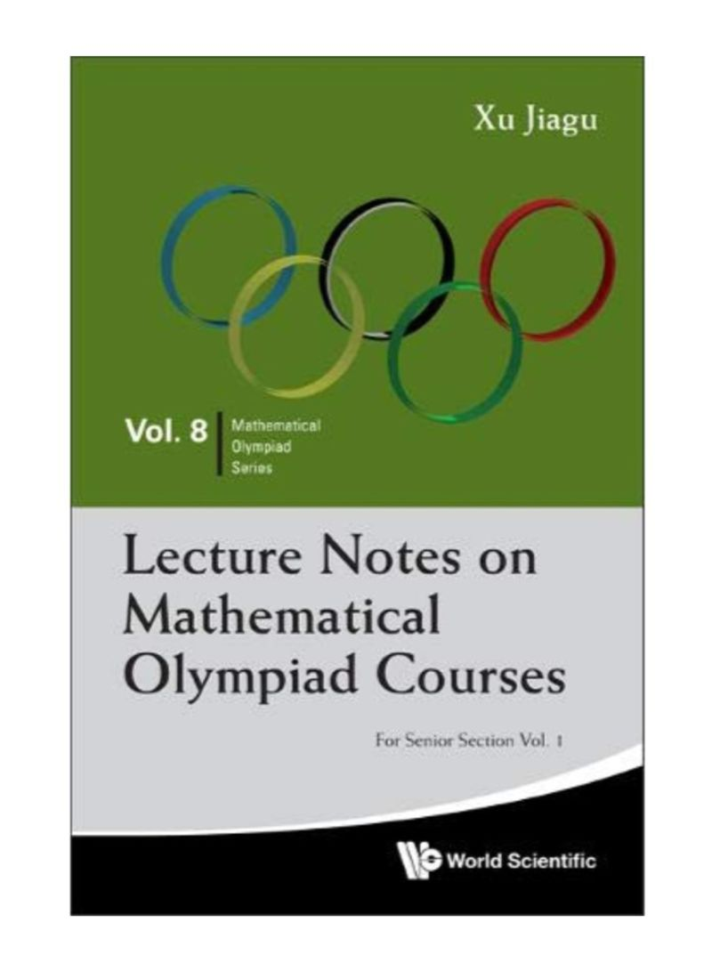 Shop Lecture Notes On Mathematical Olympiad Courses