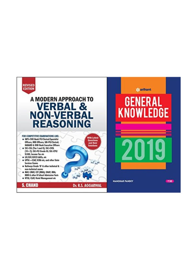 Shop A Modern Approach To Verbal And Non-Verbal Reasoning