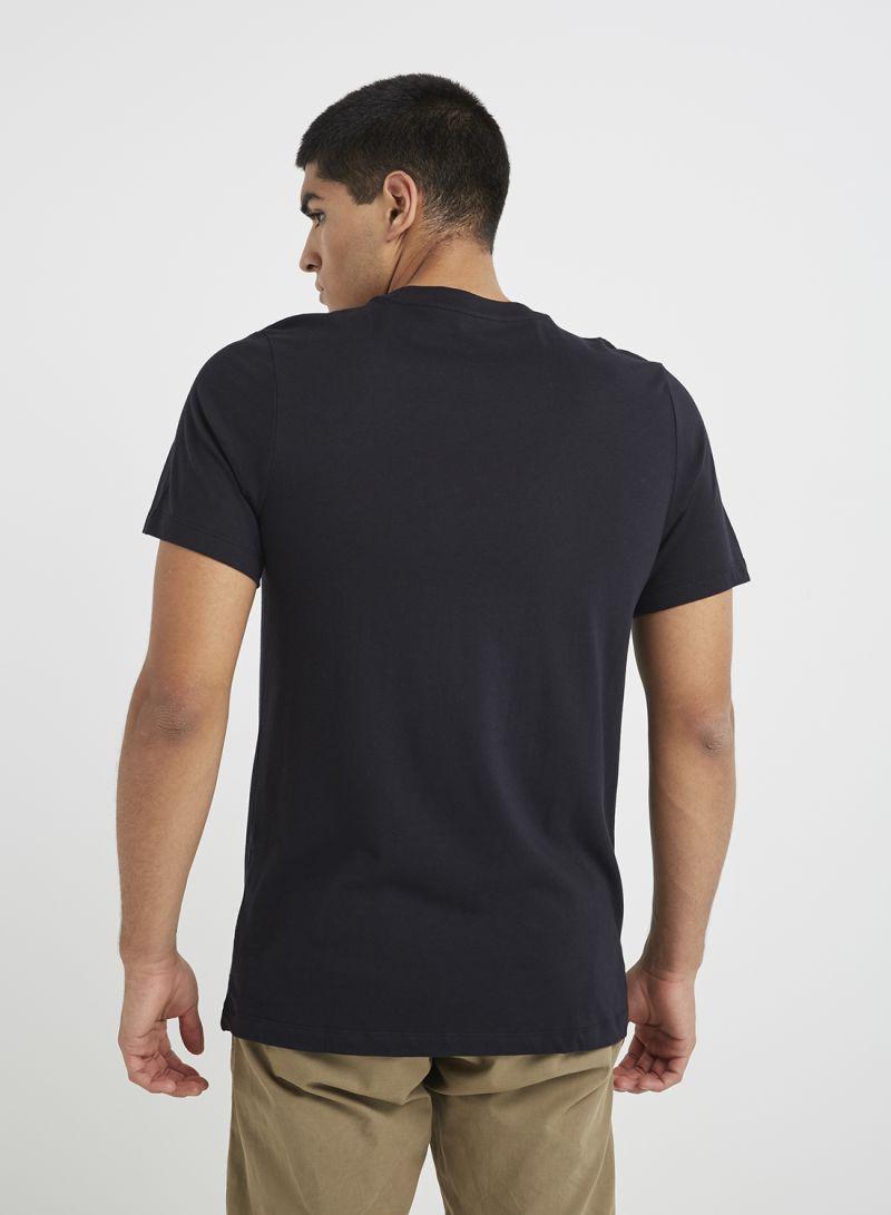huge discount c8698 0cf9e Shop Nike M Nsw Icon Futura T-Shirt Black Hyper Jade online in Dubai ...