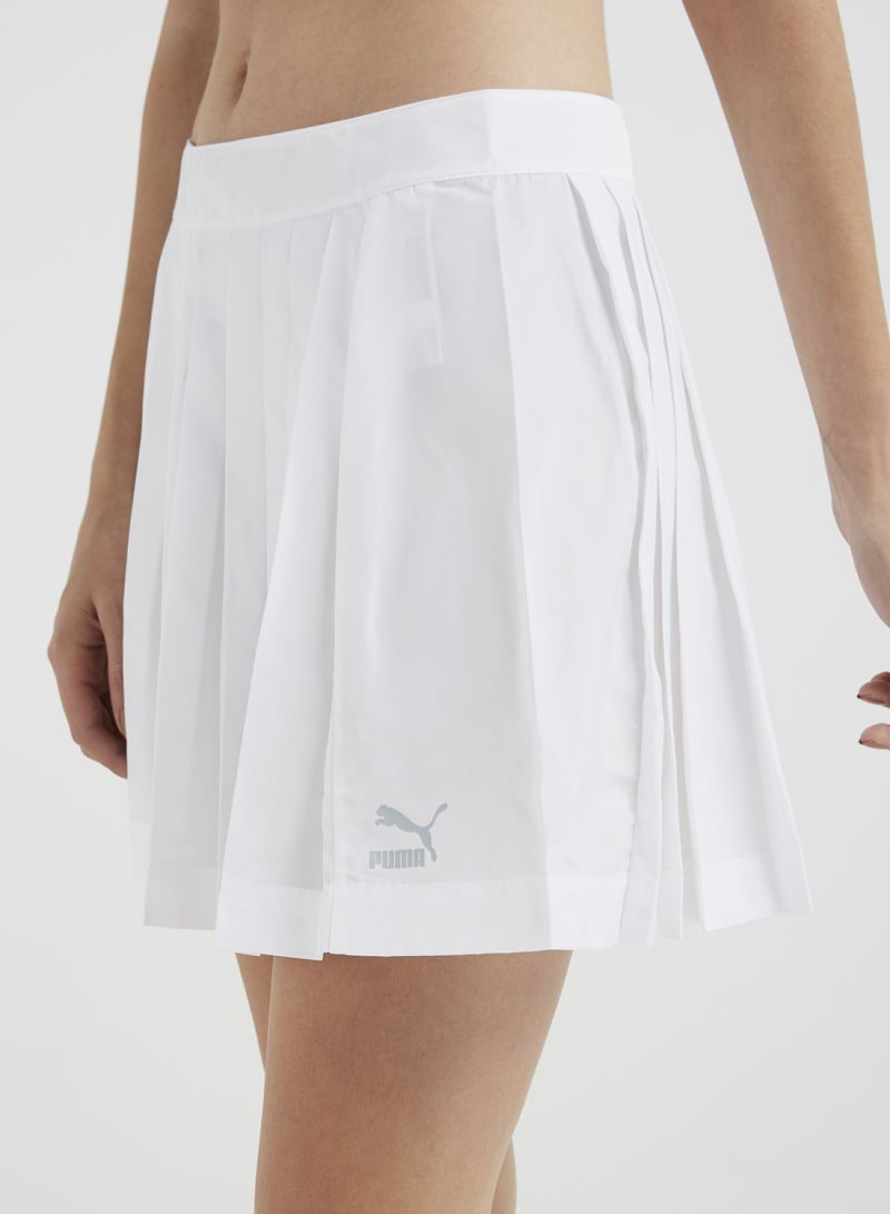 a8760f9276 Shop Puma Archive Pleats Skirt Puma White online in Dubai, Abu Dhabi ...