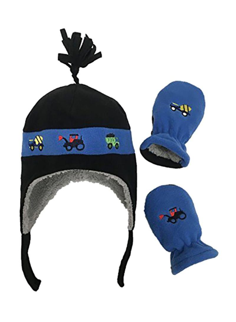 3bad79551 Shop N'Ice Caps Baby Sherpa Lined Fleece Hat online in Dubai, Abu ...