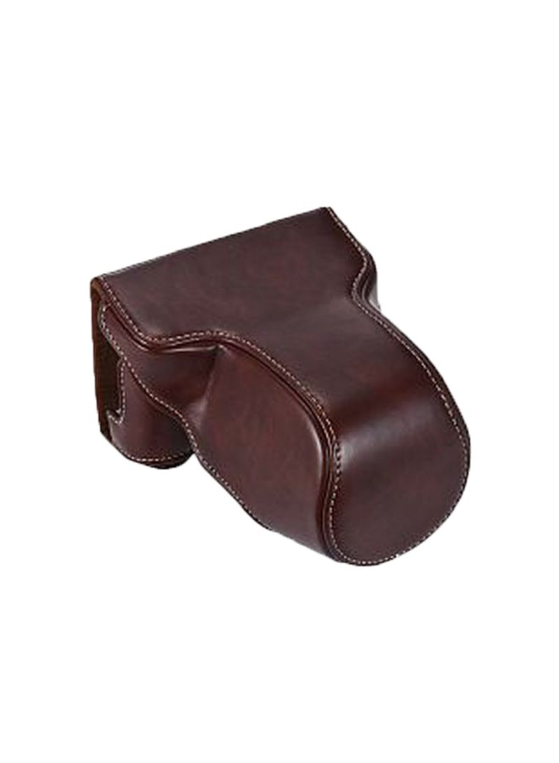 Camera Pouch With Shoulder Strap