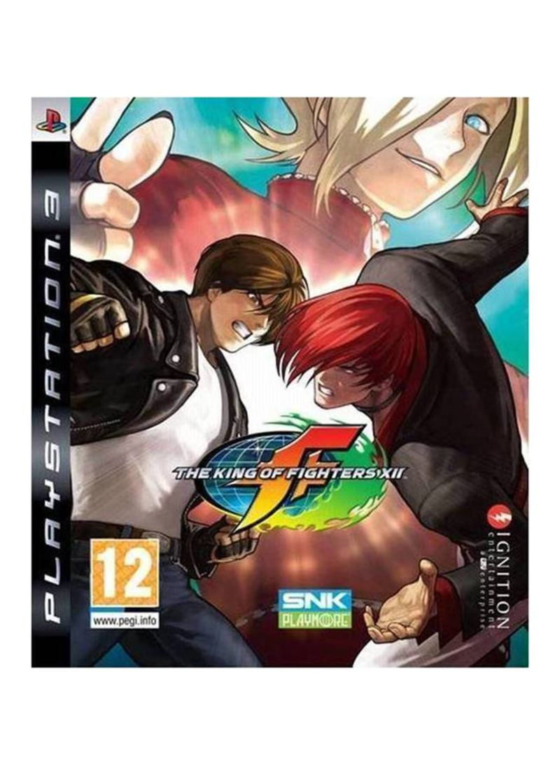 Shop Utv Ignition Games Playstation 3 The King Of Fighters Xii