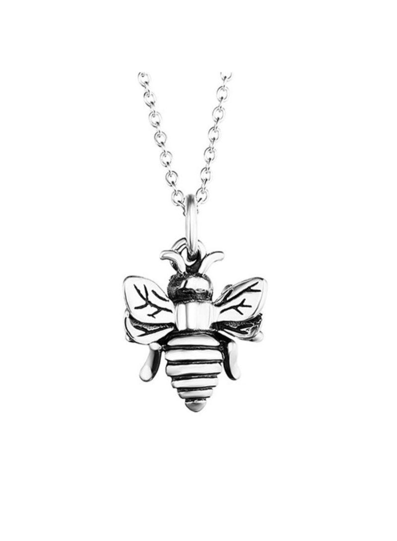 d93cc183e1108 Shop YFN 925 Sterling Silver Bumble Bee Queen Bee Bumblebee Charm ...