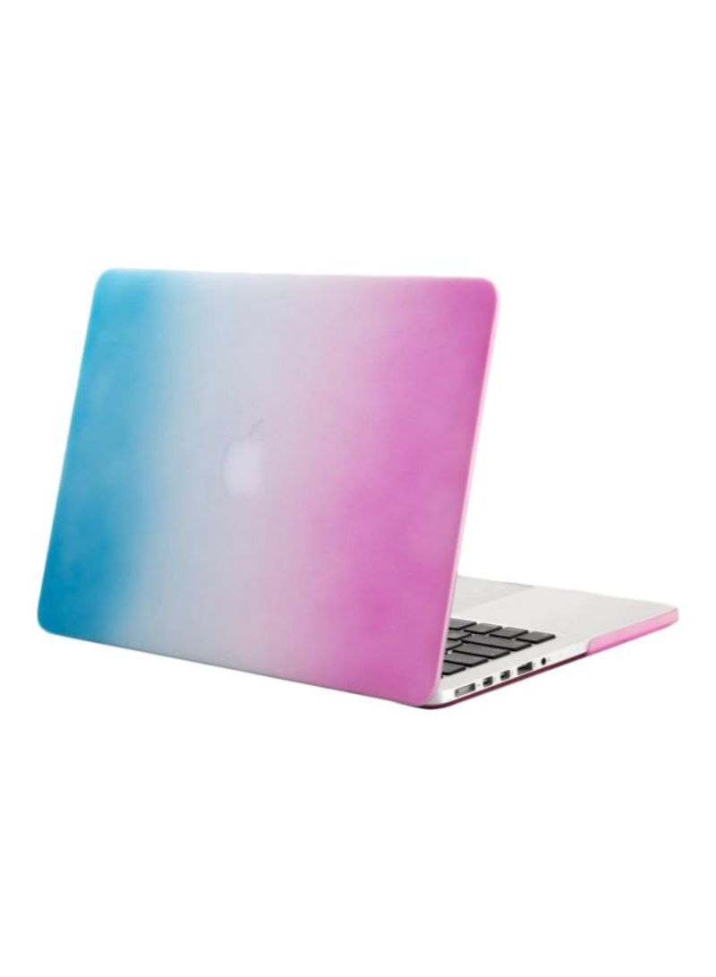 the latest 014cf dd273 Shop Star Rubberized Hard Shell Case For Apple MacBook Pro 13-Inch ...