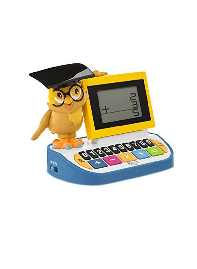 Shop Singing Machine Kid's Wise Old Owl Calculator SMK168