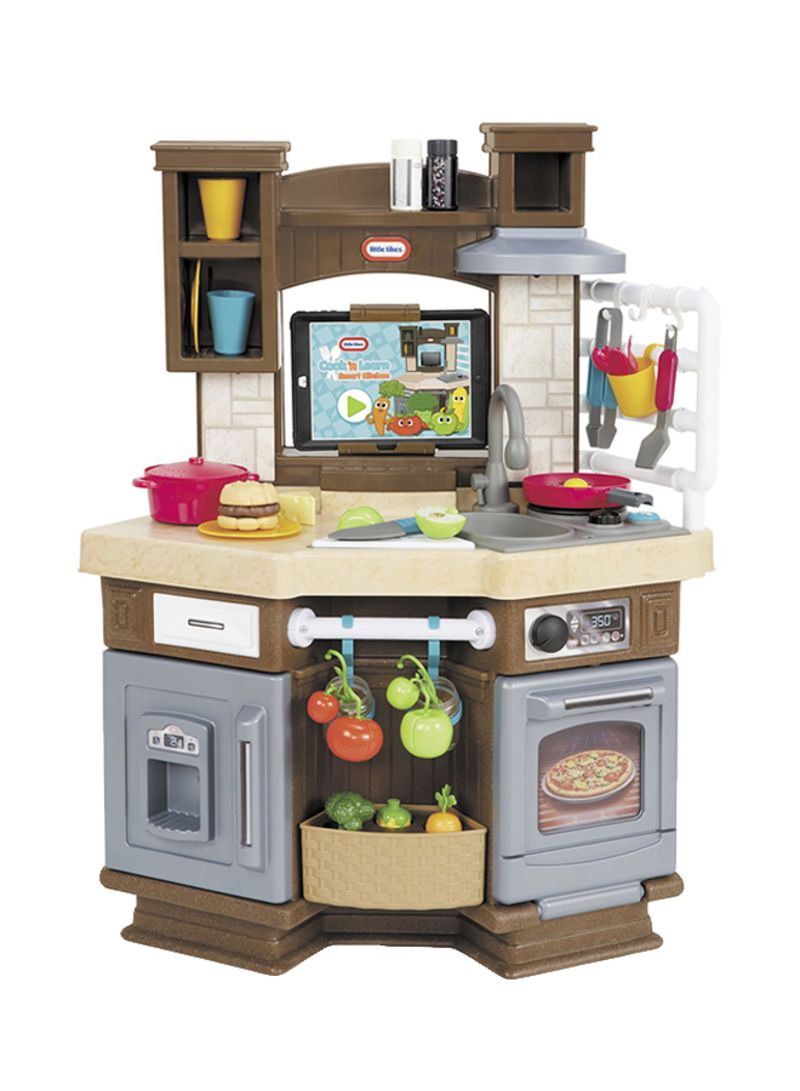 Shop little tikes Cook N Learn Smart Kitchen Set online in Dubai, Abu Dhabi  and all UAE