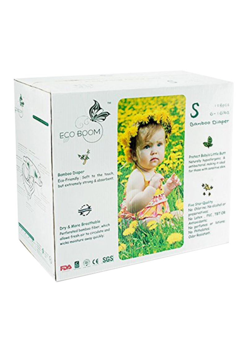 Shop Eco boom Baby Bamboo Biodegradable Diapers online in Dubai, Abu Dhabi  and all UAE