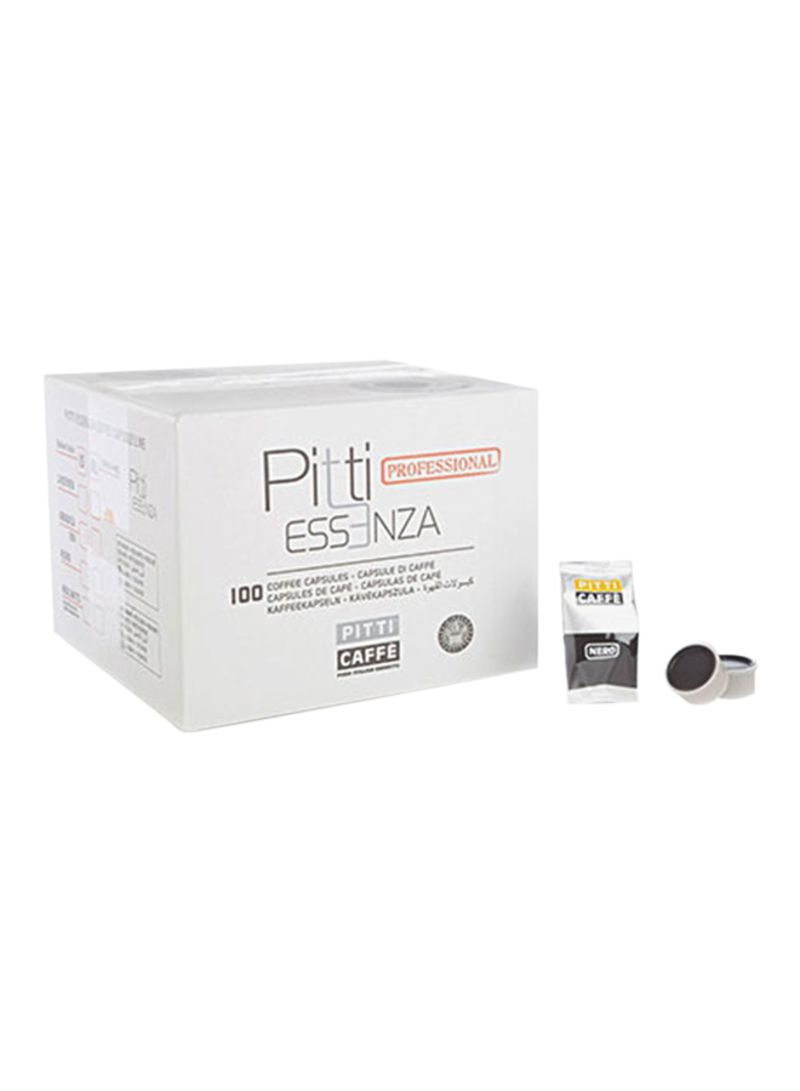 100 Capsule- Essenza Nero Espresso Coffee 690g