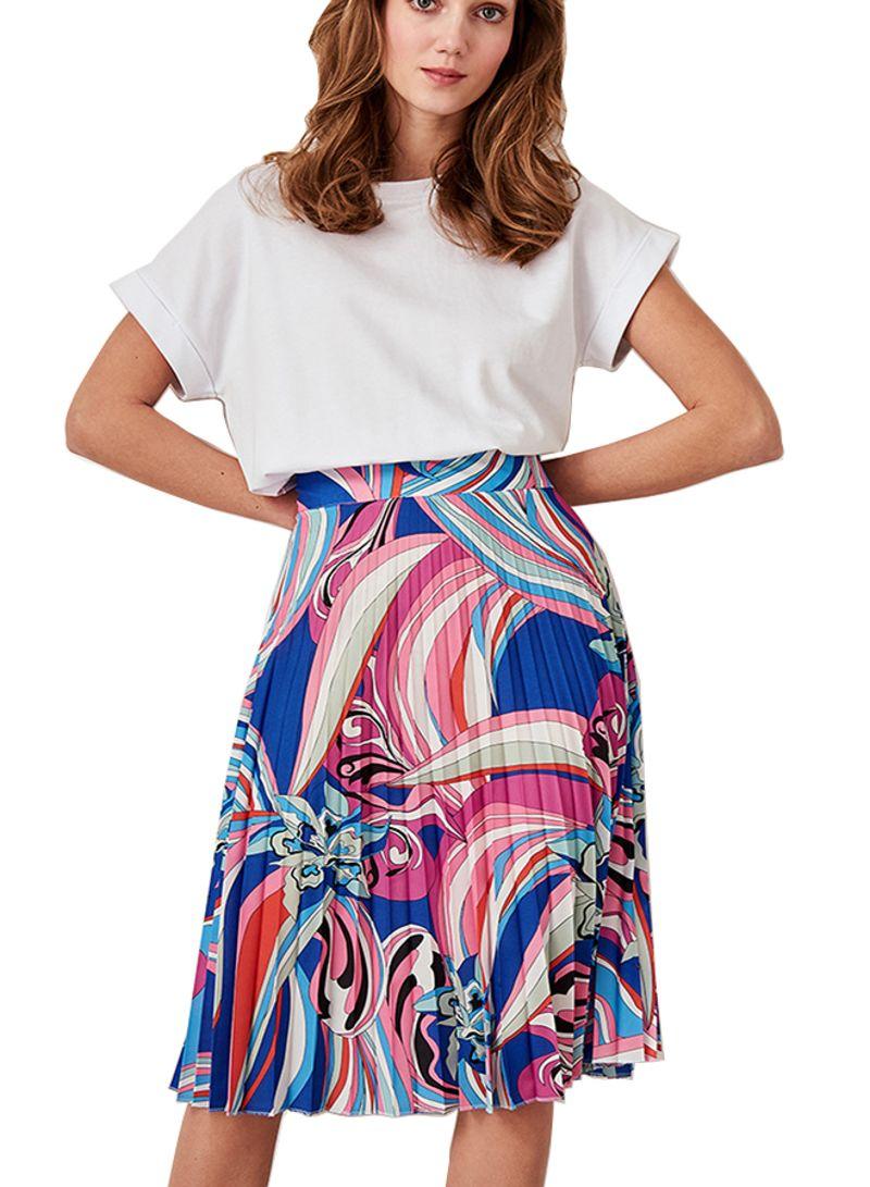 5fe042302d Shop Trendyol Skirt Multi Color online in Dubai, Abu Dhabi and all UAE