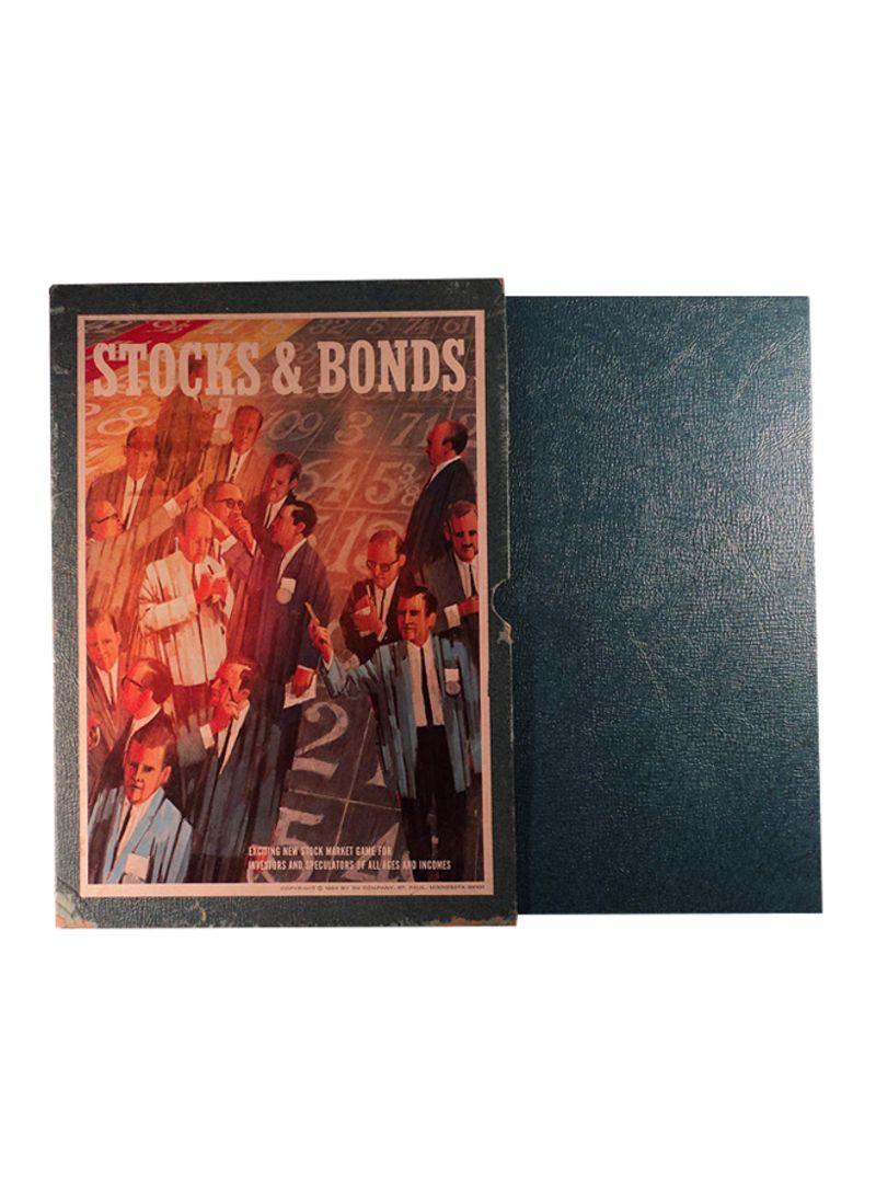 Shop Board Games Stocks And Bonds Board Game online in Dubai, Abu
