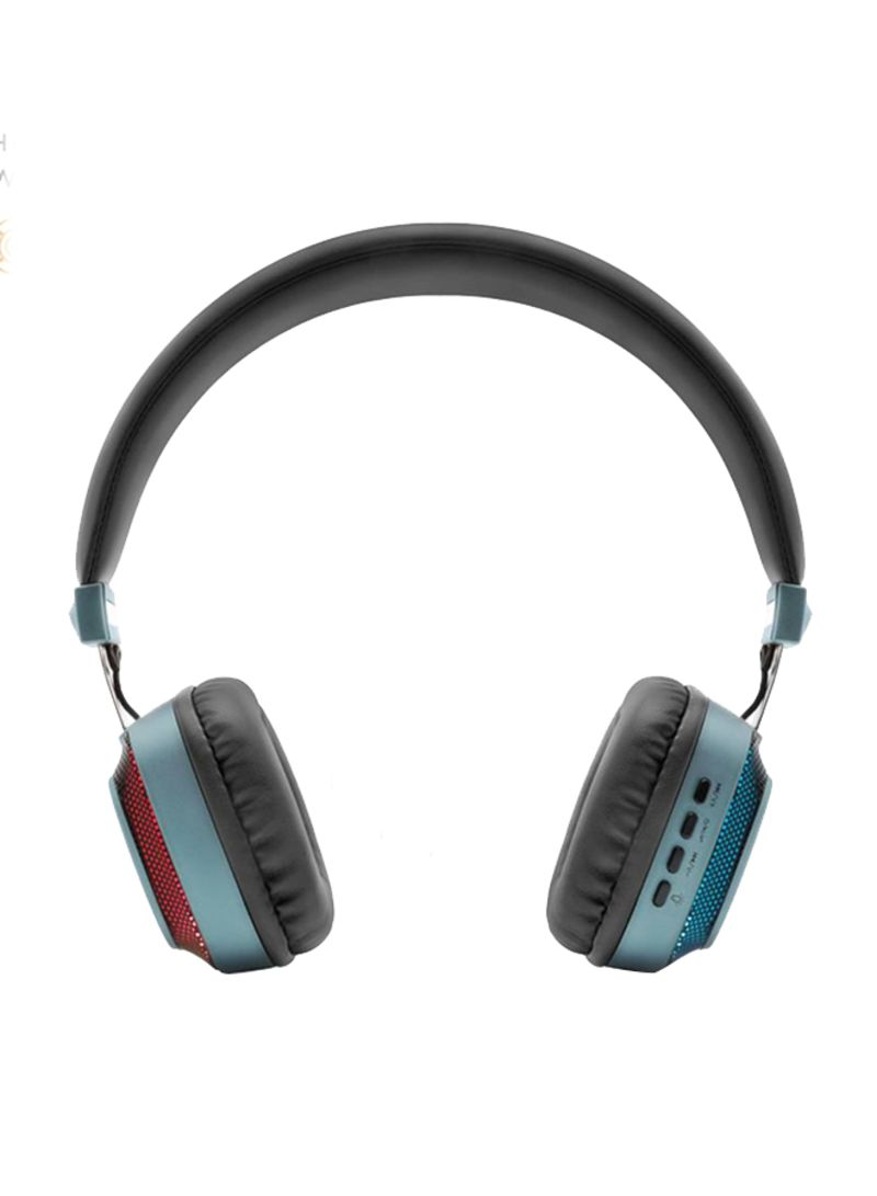 f51df3b4eed Shop urbn Thump 700 Bluetooth Headset With Mic Blue online in Dubai ...