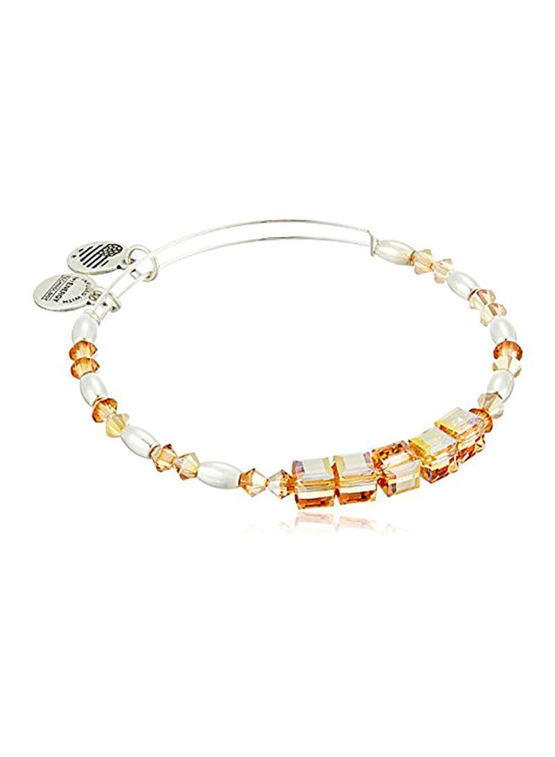Shop Alex And Ani Swarovski Beaded Expandable Wire Bangle Bracelet Online In Dubai Abu Dhabi And All Uae